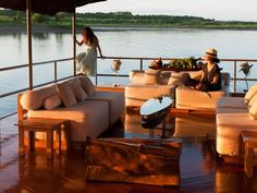 Highlight from the World on Sale: A River Cruise on the Amazon : Condé Nast Traveler