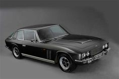 I would marry this car -Jensen Interceptor FF (Ferguson Formula) Mk2 '71 (four-wheel drive, ABS brakes and traction control)