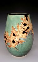 Red Oak Pottery in Tennessee...love their work!