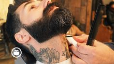 How to Maintain a Sharp Beard | Carlos Costa