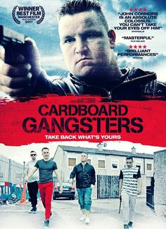 Cardboard Gangsters (2017) Full Movie Streaming HD