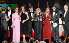 DOWNTON ABBEY WINS BEST ENSEMBLE CAST AT SAG AWARDS | Congratulations to Downton Abbey! In their final season, they definitely deserve the recognition!