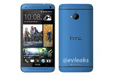 Blue HTC One shown in image, could release this year