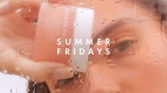 Cloud Dew Oil-Free Gel Cream Moisturizer - Summer Fridays | Sephora Oily Skin Care, Beauty Stuff, Beauty Routines, How To Relieve Stress, Sephora, Moisturizer, Clouds, Cream