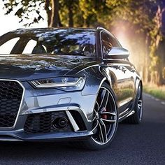 the new audi rs6 avant auditography - Google Search