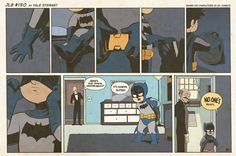 JL8#150by Yale Stewart Based on characters in DC Comics. Like the Facebook pagehere! Archive Twitter Pick up the first issue of my creat...