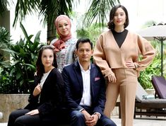 Fedi Nuril On Being A Cinematic Icon For Polygamy Movies | Star2.com