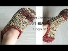 Fingerless Gloves, Arm Warmers, Slippers, Sewing, Youtube, Fashion, Tricot, Fingerless Mitts, Moda