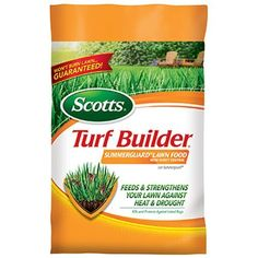 Scotts Turf Builder Lawn Food  Summerguard with Insect Control 5000sq ft 1335lb  Lawn Fertilizer plus Insect Control Not Sold in Pinellas County FL ** Want additional info? Click on the image.