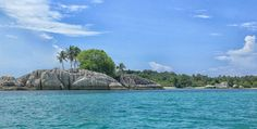 Babi Island , Pig Island or called as Kelayang Island is one of destination tourism in Belitung