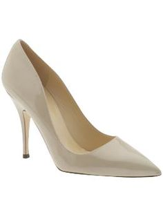 Kate Spade Licorice in Linen Patent