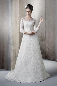 Gala Suknie Ślubne - Suknia Ślubna Jusura