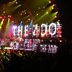 """Scorpions """" the Final Sting tour""""  22-June-2012 Staples Center What a great show...."""
