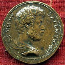 notizie  G.M.: Lorenzino de' Medici Medaglia con effigie di Loren...