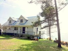 Waterfront on Saturna just reduced to $599, 000 Property For Sale, Home And Family, Shed, Outdoor Structures, Island, Plants, Block Island, Lean To Shed, Coops