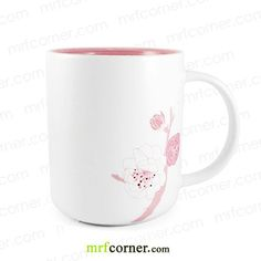 Starbucks Cherry Blossom Sakura Pink Mug Starbucks Tumbler, Coffee Tumbler, Coffee Cups, Tea Cups, Japan Sakura, Pink Cups, Cherry Blossoms, Teas, Kitchenware