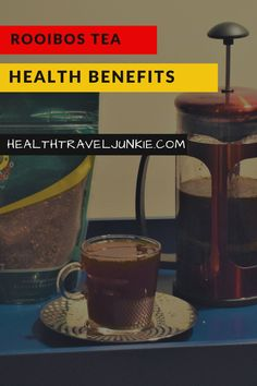 Find out all of Rooibos Tea's awesome health benefits. In depth article by a rooibos tea drinker from South Africa. #rooibos #tea