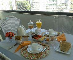 Breakfast Presentation, Food Presentation, Coffee Time, Tea Time, Elegant Table, Interior Exterior, Brunch, Table Settings, Healthy Eating