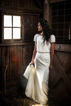 "OHARA Bride 2017 Bridal Collection -  ""Milan"" Emmaline Bridal"