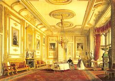 Windsor Castle--Royalty & Pomp