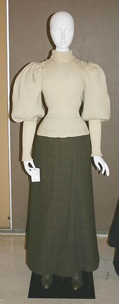 Sweater  ca. 1895