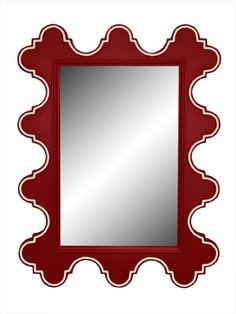 Oomph Easton Wall Mirror-Available in a Variety of Colors Another fabulous mirror by the Well Appointed House