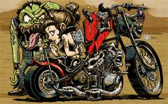 Streetbikers / ストリートバイカーズ - TOKYOGUNS