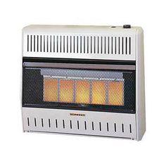 big maxx under loft garage workshop heater heaters. Black Bedroom Furniture Sets. Home Design Ideas