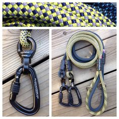 Inspirational Climbing Rope Dog Leash Diy On A Budget. Handmade Dog Leash Made From Recycled Climbing Rope Blue Bushcraft, Rope Dog Leash, Climbing Rope, Big Dogs, Large Dogs, Hiking Gear, Dog Accessories, Dog Supplies, Dog Walking