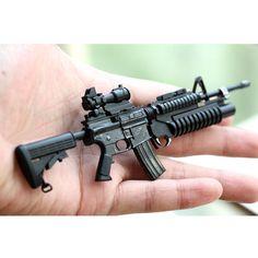 1-6-Solider-figura-de-accesorios-carabina-M4A1