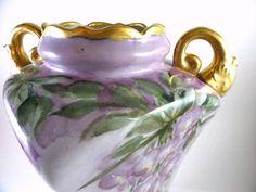 Royal Haeger Mandarin Orange Vase For Sale By