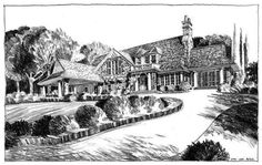 Green Isle Mountain House Plan  by Spitzmiller & Norris, Inc.