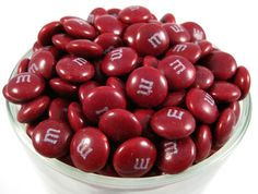 Classic milk chocolate M&M's in maroon have a crispy candy shell. Beloved M&M's are magnificent favors for all sorts of parties and occasions. Candy Table, Candy Buffet, Wedding Cake Prices, Wedding Cakes, Marsala, Maroon Aesthetic, M & M Chocolate, Making A Wedding Dress, Maroon Wedding