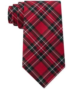 Club Room Royal Stewart Tie, Only at Macy's