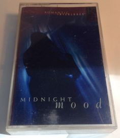 MIDNIGHT MOOD original tape cassette ROMANTIC INTERLUDES 1996 unison music