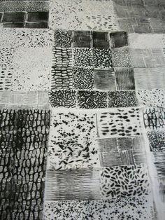Patronen herkennen, lijn, terugkerende lijnen, vanuit texturen startende