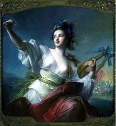 Terpsichore (Dance) - 1 of 9 Muses - Greek Minor Olympian Gods and Goddesses - Crystalinks