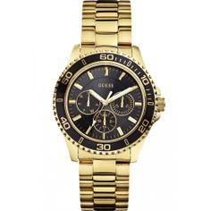 Este reloj Guess hará una excelente combinación con tu mejor vestido. A la venta en nuestras tiendas o cómpralo en línea al mejor precio.
