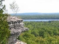 Cup and Saucer...Awesome trail and beautiful scenery :)   Manitoulin Island is a magical place!