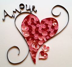My Name is Eileen: My First Time: Quilling