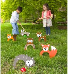 Woodland Croquet | Active Play Toys