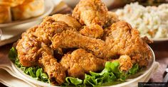 Try Mom's Best Chicken, a healthy fried chicken recipe minus all the harmful trans fats, only from Dr. Mercola.