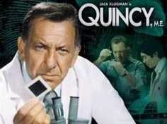 Quincy, M. - Forensic Drama about the Quincy, ME (Jack Klugman) and his work handling cases in an LA coroner's office. Quincy Me, Tv Sendungen, Sean Leonard, Kino Film, Old Shows, Great Tv Shows, Vintage Tv, My Childhood Memories, Classic Tv