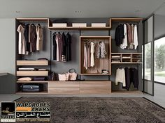 145 creative bedroom wardrobe design ideas that inspire on - page 3 > Homemytri. Wardrobe Design Bedroom, Bedroom Wardrobe, Wardrobe Closet, Walk In Closet Design, Closet Designs, Garderobe Design, Modern Closet, Modern Wardrobe, Dressing Room Design