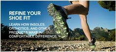 Refine your running shoe fit.