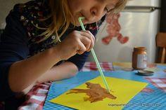 #Kerstliedje en Knutsel 'Kleine Ster van Kerstmis schijn' voor #kinderen | AngeliqueFelix.com