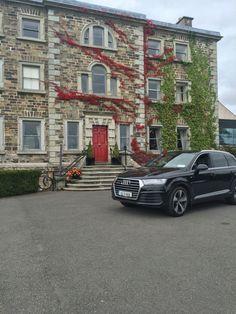 Audi in Monart Destination Spa