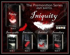 The Premonition Series by Amy A. Bartol