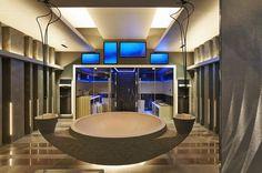 Striking Wellness&Bathroom Design Merger: New Spa Suite by Alberto Apostoli