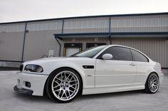Alpine White E46 M3 6 Speed MINT! - E46Fanatics